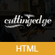 Cutting Edge - Barber Html Template