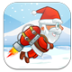 Flying Santa Admob+Powerups+Endless