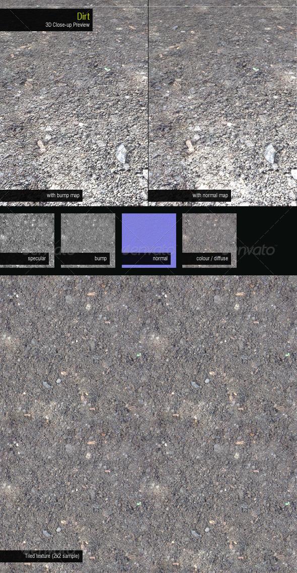 3DOcean Dirt 164507