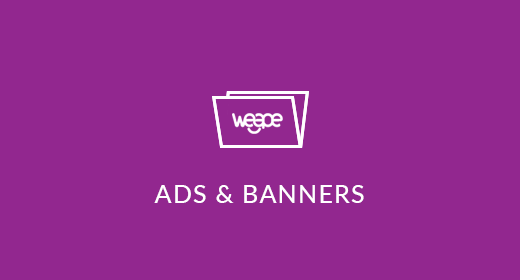Ads & Banners