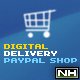 Digital Delivery Flash Shop V1.0 - ActiveDen Item for Sale