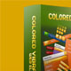 Colored Vibrance Web Elements - GraphicRiver Item for Sale