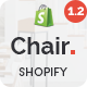 Chair - Responsive Shopify Theme - ThemeForest Item for Sale