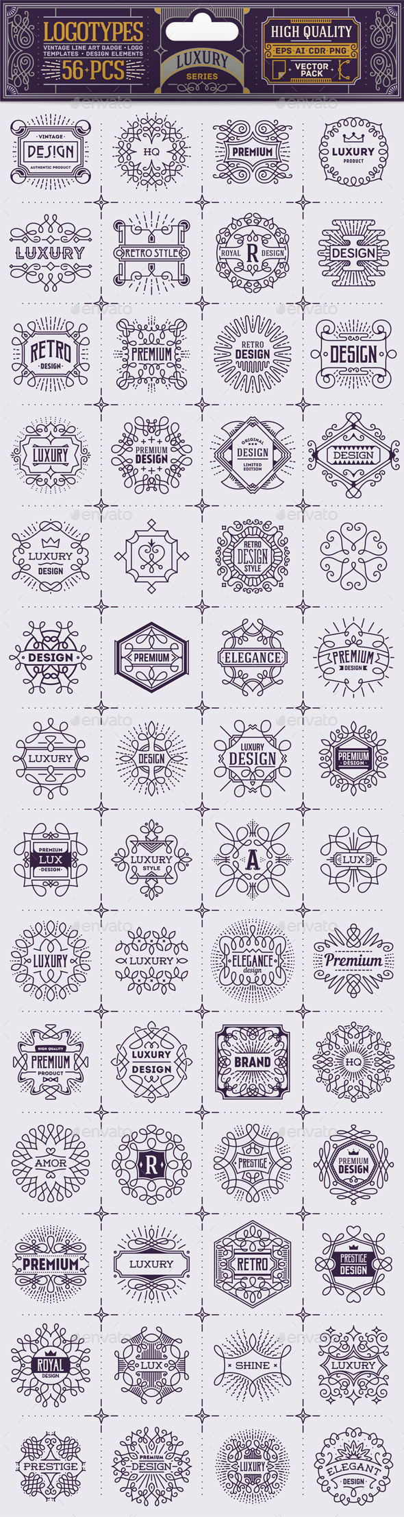 Sticker Design Graphics, Designs & Templates from GraphicRiver (Page 5)