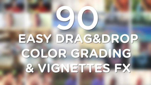 Easy Vignette u0026 Color Correction Pack