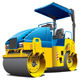 Double Road Roller - GraphicRiver Item for Sale