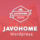 Javo Home - Real Estate WordPress Theme