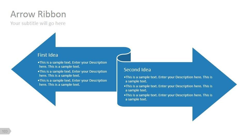 SmartArt Library PowerPoint Presentation Template by rojdark – Smartart Powerpoint Template