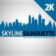 Skyline Silhouettes
