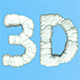 Snow Letters 3D