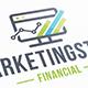 Marketing Online Logo Template