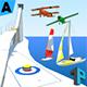 Air Water Ice Games - Ultimate Sport Package