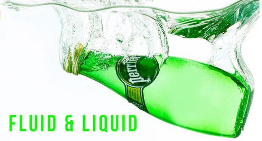 Fluid & liquid