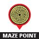 Maze Point Logo