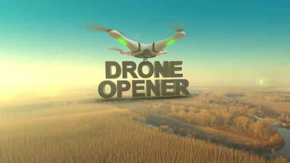 VideoHive Drone Opener 13814041