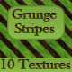 10 Stripes Texture Patterns - GraphicRiver Item for Sale