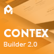 Contex - Email Templates Set + Builder 2.0