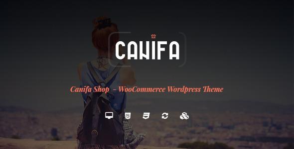 Canifa - The Fashion WooCommerce WordPress Theme