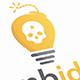 Idea Bomb Logo Template