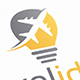 Tavel Idea Logo Template