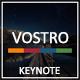 Vostro Keynote Presentation Template
