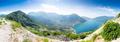 View of Boka-Kotor Bay, Montenegro