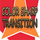 Color Sharp Transition