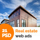 Real Estate Agency Web Banner Ads