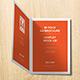 Bi-Fold A4 Brochure Leaflet Mock-Up