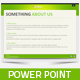 Vision Power Point Presentation - GraphicRiver Item for Sale