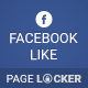 Facebook Like Page Locker