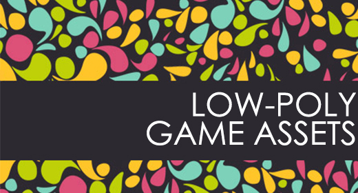 Low-poly Game Assets