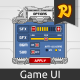 Machine Game UI Art Pack