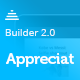 Appreciat - Modern Email Template + Builder 2.0