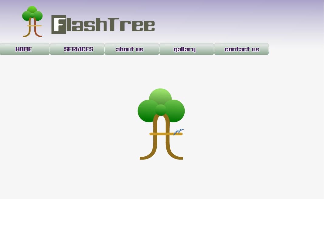 stylish site interface