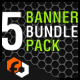 5 Banner Rotator Bundle Pack - ActiveDen Item for Sale