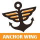 Anchor Wing Logo