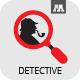 Detective Logo