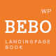 BEBO - Book/eBook/ISSUE + Author Landing Page - ThemeForest Item for Sale
