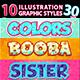 10 Illustrator Graphic Styles Vol.30