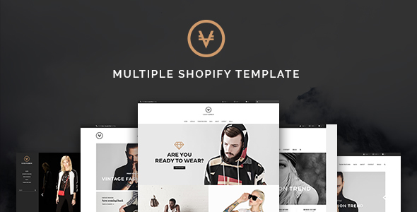 Ap Vanis Fashion - Shopify Theme