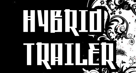 Hybrid trailer