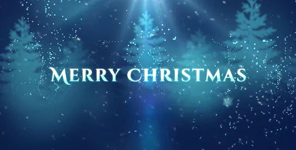 Awesome animated christmas videos backgrounds entheos christmas greetings video blue white theme m4hsunfo
