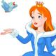 Princess and Bird