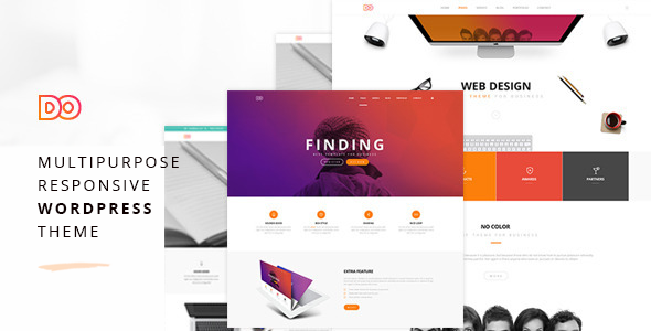 Do - Multipurpose Responsive WordPress Theme (Business)
