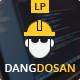 Dangdosan modern construction template