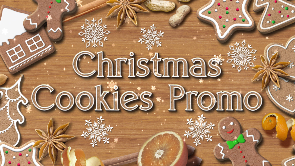 Download Christmas Cookies Promo nulled download