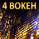 4 Abstract bokeh backgrounds
