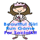 Beautiful Girl Run Game For SocialKit (Miscellaneous) Download