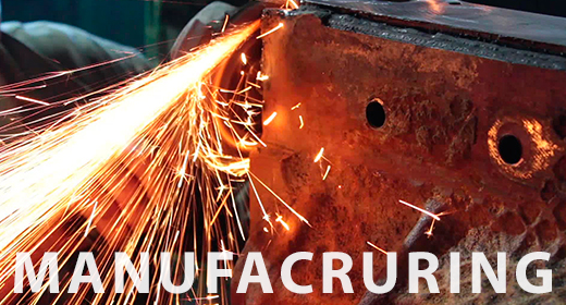 Heavy industry, Manufacturing, Metal Processing